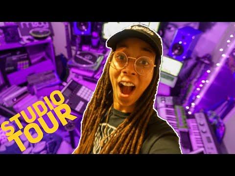 Bedroom Studio Tour! || Sarah2ill