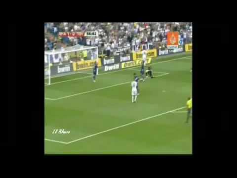 كرستيانو رونالدو ضد اربع لاعبين من تنريفي cr9