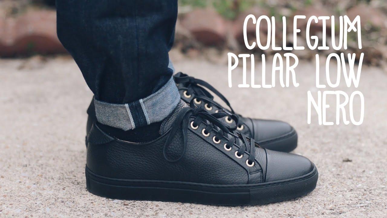 Collegium - The Pillar Low - Nero 002 4.18.15