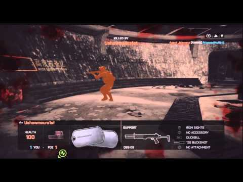Battlefield 4 Xbox 360 Operation Locker FULL GAME with music RAP