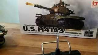 Bulldog RC Tank review (pro versie) van Nitrotek