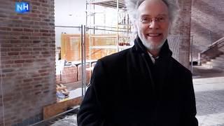 Michel Huisman over Station Hilversum en Maankwartier Heerlen / 16 Februari 2019