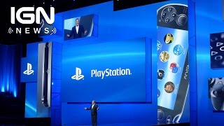 Sony's E3 Press Conference Schedule Revealed - Ign News