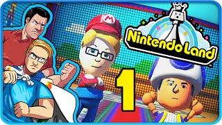 Nintendo Land - PART 1 - ChadtronicGames