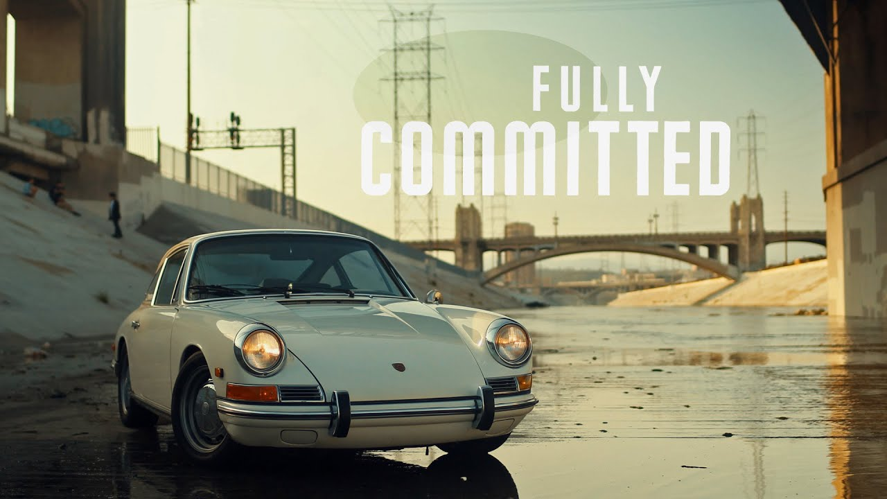 Ski Rack For Car >> This Porsche 912 Is Fully Committed - YouTube