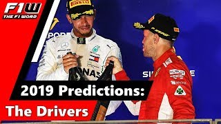 2019 Predictions: The Drivers