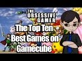 Top Ten Best Games on GameCube | The Obsessive Gamer - Episode 4