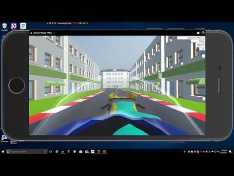 IOS Accessible Game Spotlight - Audio Moto Championship