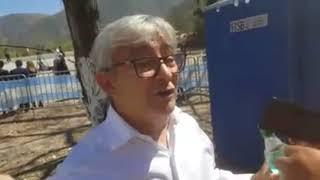 Video: Palabras de Martin Grande para sus ex colegas