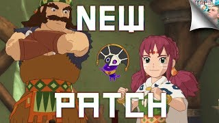 NEW UPDATE for Ni No Kuni 2 - Changes, Enhancements, Performance... But is there a hard mode?