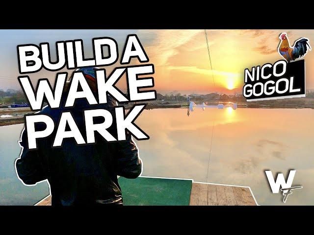 """Terrasse kommt und Bi-Level wird endgeschweißt """"NICO & STEFAN WIEDER DA!"""" Vlog#32 Wakepark Fehmarn"""