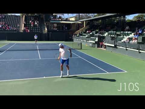 Maxime Cressy (UCLA) vs Axel Geller (Stanford)
