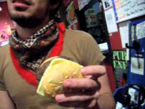 Mikey Eat The Mallow Burger Movie
