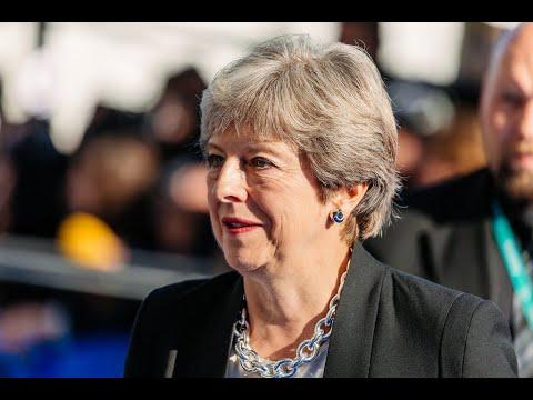 -ماي- تدعو لمعاهدة أمنية بين بلدها والاتحاد الأوروبي في 2019  - نشر قبل 5 ساعة