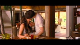The Twilight Saga: Breaking Dawn - Extended scene - CZ