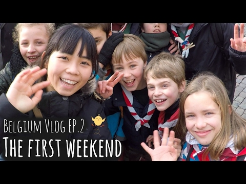 VLOG BELGIUM ⏐ EP.2 The First Weekend