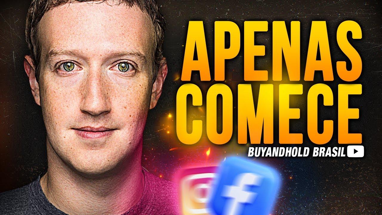 Você apenas tem que Começar, com Mark Zuckerberg [Discurso Harvard Legendado]
