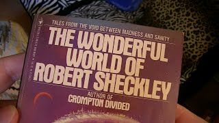 The Wonderful World of Robert Sheckley - book review