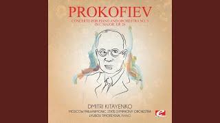 Concerto for Piano and Orchestra No. 3 in C Major, Op. 26: II. Tema con variazioni