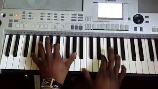 c est encore possible de gael accompagnement avec accords simples sur piano robert okhe