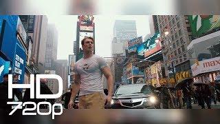 Капитан Америка просыпается в современном мире-Первый Мститель