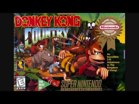 Donkey Kong Country  Funky Kong's Theme Song
