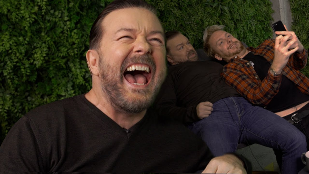 OFFENSIVE JOKES WITH RICKY GERVAIS