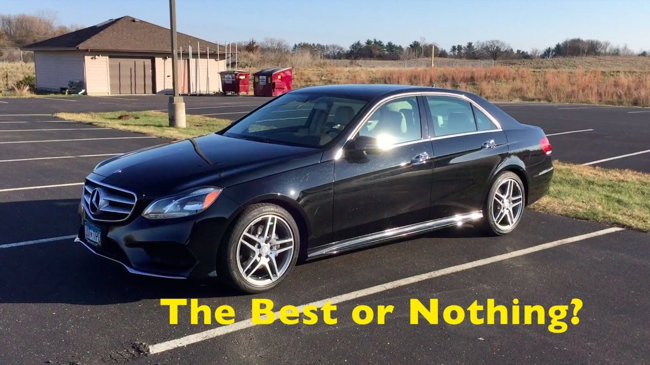 2015 Mercedes Benz E350 4matic Full Interior And Exterior Tour Youtube