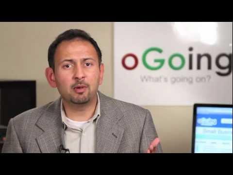 Sanjay Dalal introducing Ogoing