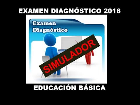 Soy docente examen diagn stico 2016 youtube for Prueba docente 2016