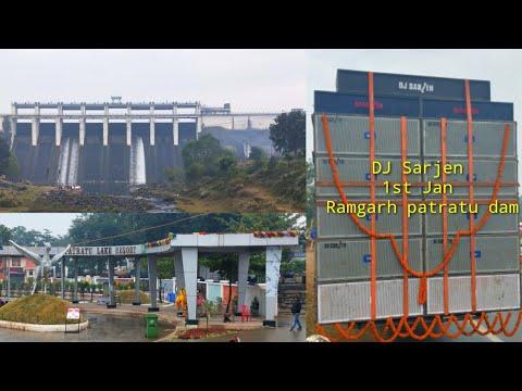 Dj Sarjen 1st Jan (Ramgarh) Patratu Dam Full Mast Ke Sath..