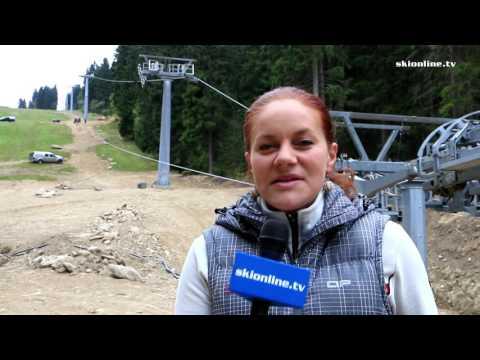 Białka Tatrzańska - nowa trasa i nowy wyciąg
