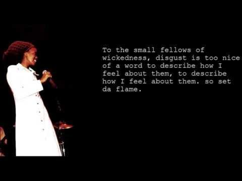 DEZARIE Set Da Flame (Lyrics)