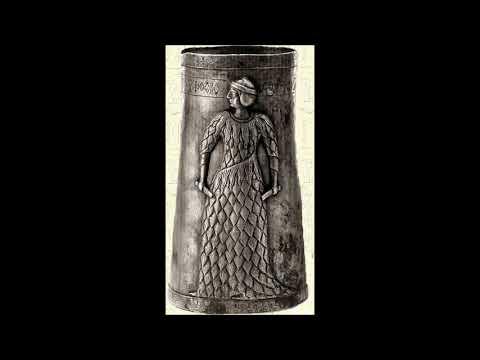 Ancient mesopotamian music track 2