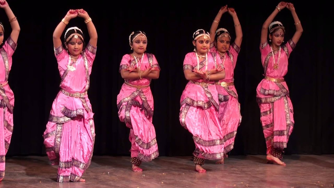 Bharatanatyam Instills Grace Style & Sophistication