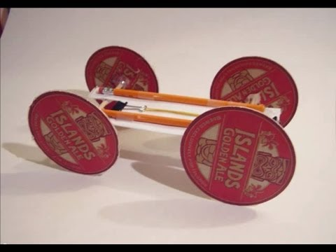 how to make a rubber band plane that can fly