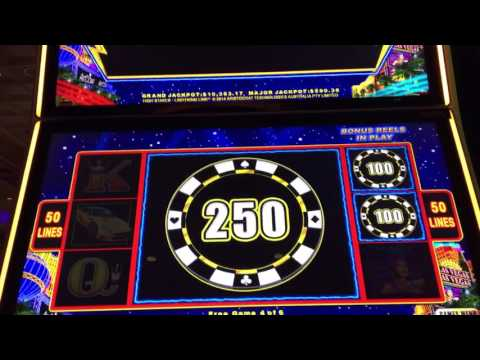 poker slot machine games to play