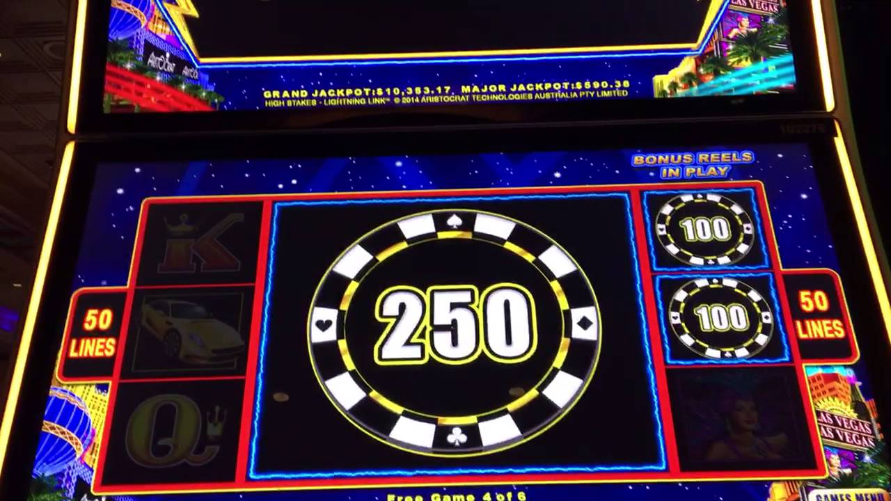 Slots Machines Play For Free