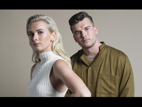 "The Broods - FULL ""ACOUSTIC"" CONCERT - The Waiting Room - Omaha, NE 2-12-17"