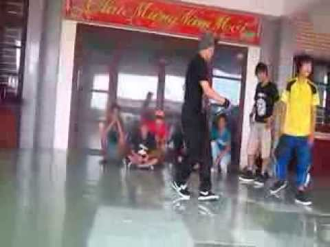 Giao lưu hiphop Nga Sơn - Bỉm Sơn ( 3 vs 3 )