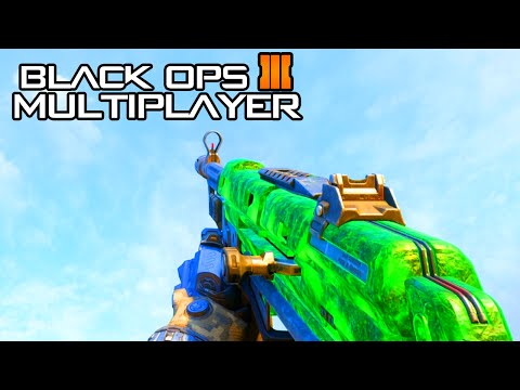 NEW WEAPONS DARK MATTER GRIND - BLACK OPS 3 MULTIPLAYER GAMEPLAY & DOUBLE CRYPTO KEYS!