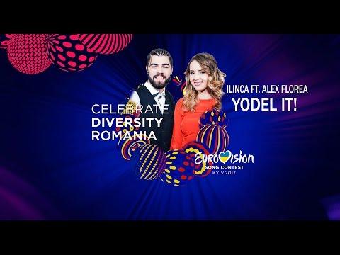 ILINCA FT. ALEX FLOREA - YODEL IT! - LETRA EN ESPAÑOL - EUROVISION 2017 - RUMANIA
