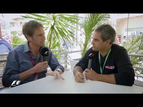 Montoya on the Schumachers, the 2017 F1 grid and more - YouTube
