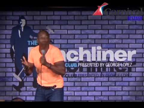 Carnival Ecstasy Punchliner Comedian Show YouTube - Punchliner comedy club
