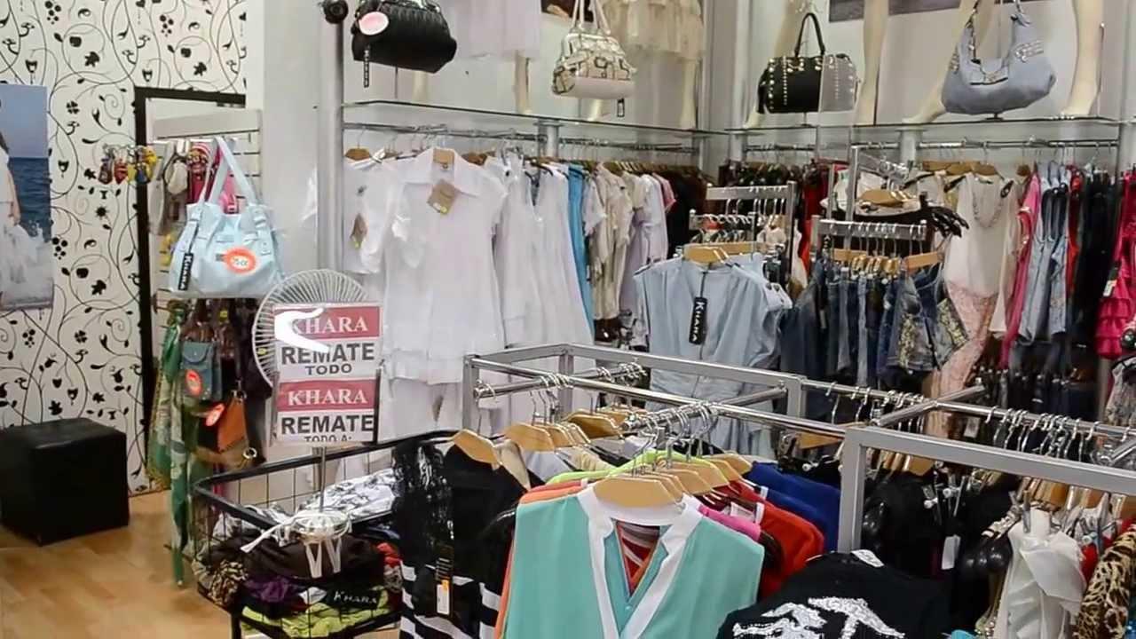 Ropa para mujer modelos exclusivos en moda femenina youtube for Decoracion de almacenes de ropa