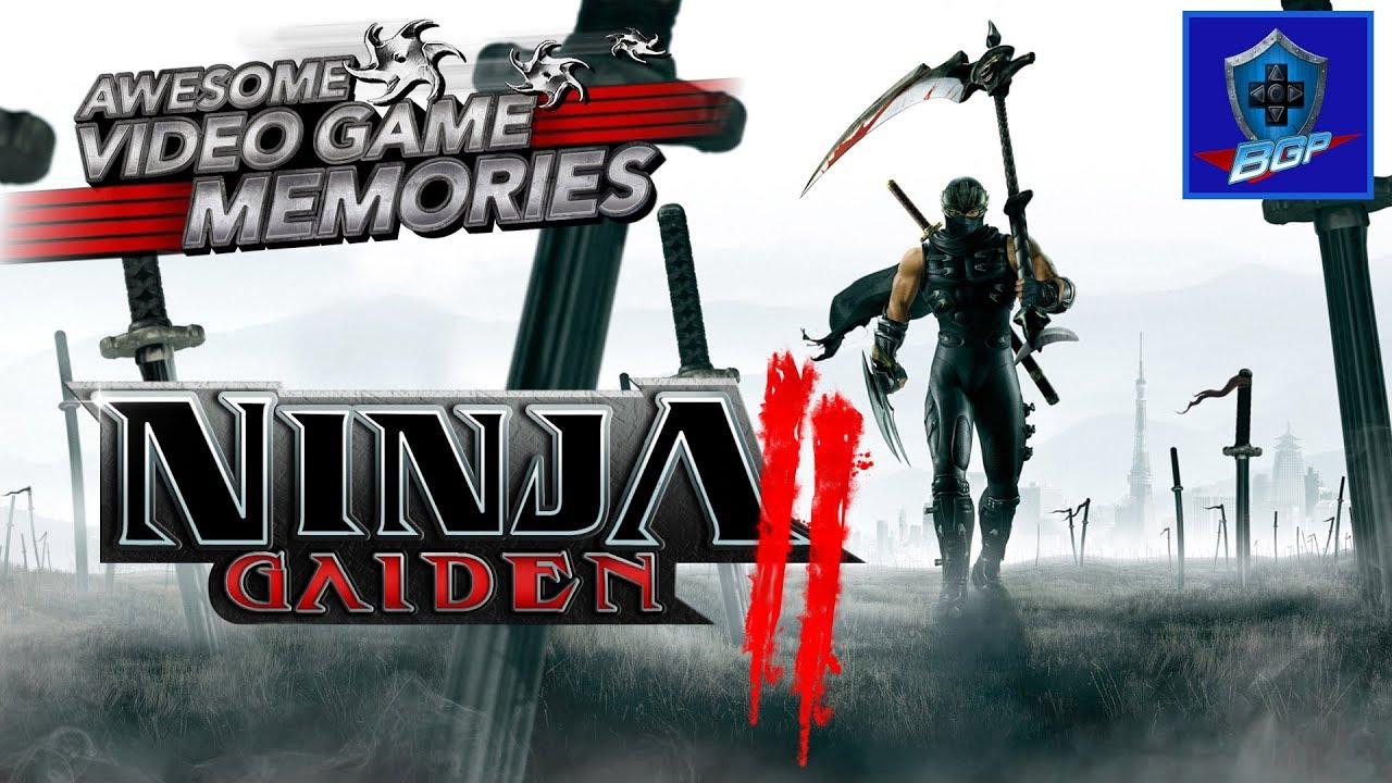Ninja Gaiden Ii 2 Sigma And Plus Review Xbox 360 Ps3 Vita
