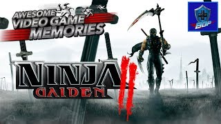 Ninja Gaiden II (2) Sigma and Plus Review (Xbox 360, PS3, Vita) - Awesome Video Game Memories