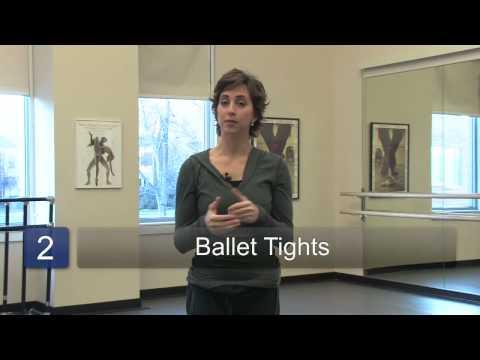 Proper Attire for Ballet