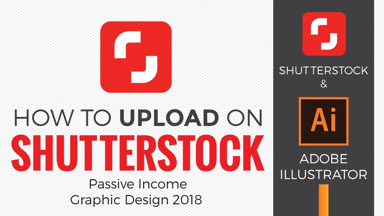 Shutterstock: How to Upload Stock Photos and Vectors 2018