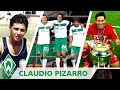 Die Weltkarriere von Claudio Pizarro | Alianza Lima, SV Werder Bremen, FC Bayern München, FC Chelsea